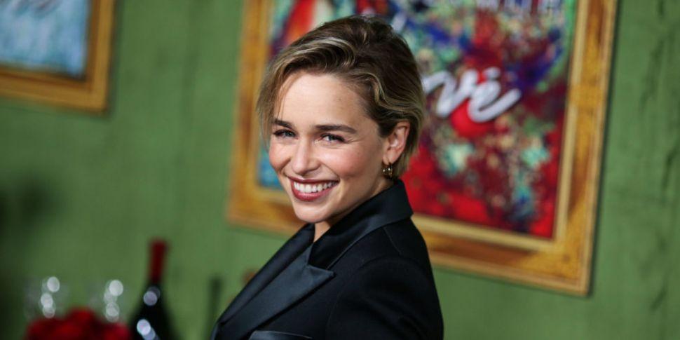 Emilia Clarke Admits She Had N...