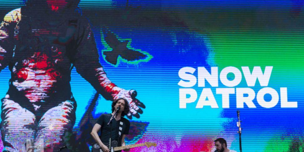 Snow Patrol Cancel Dublin Gig...