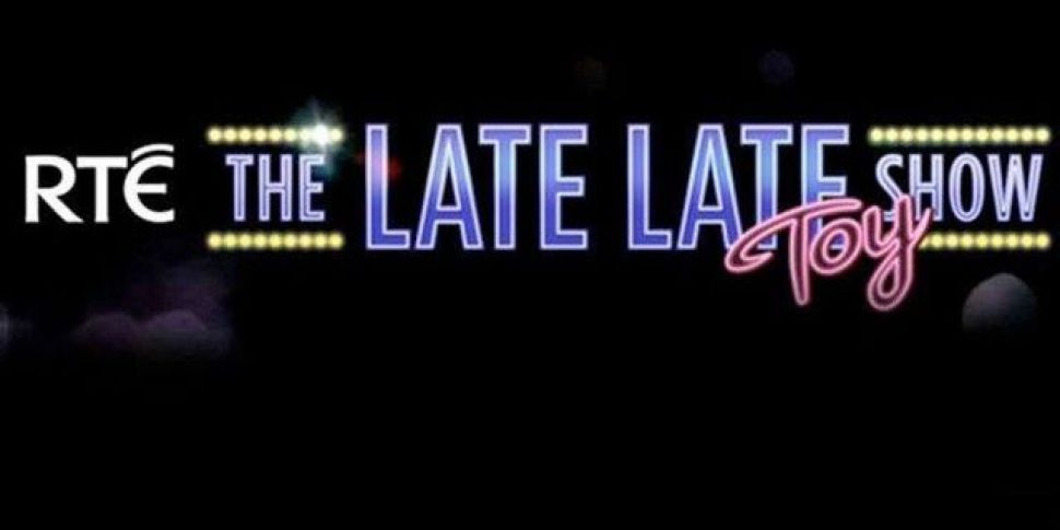 The Late Late Toy Show Trailer...
