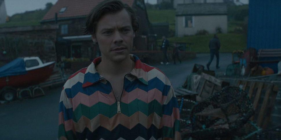WATCH: Harry Styles Drops Offi...