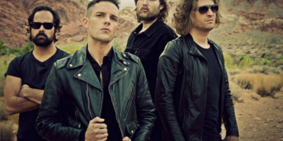 How To Secure Tickets To The Killers RDS Arena Gig This June