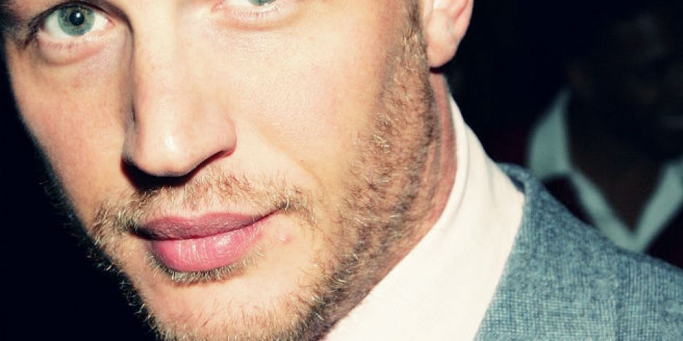 Tom Hardy off the market!