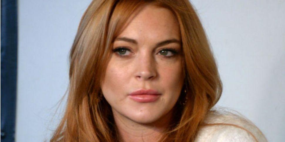 Lindsay Lohan Under Fire After Bizarre Instagram Video