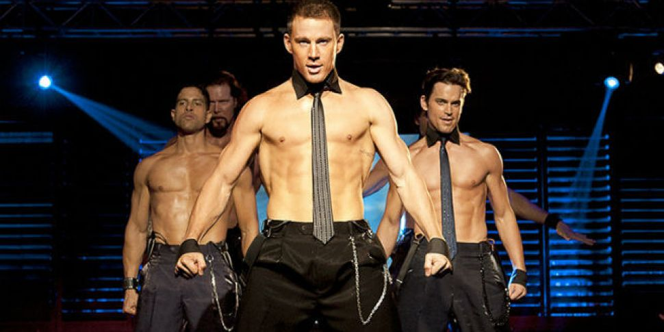 Magic Mike Live Is Coming To L...