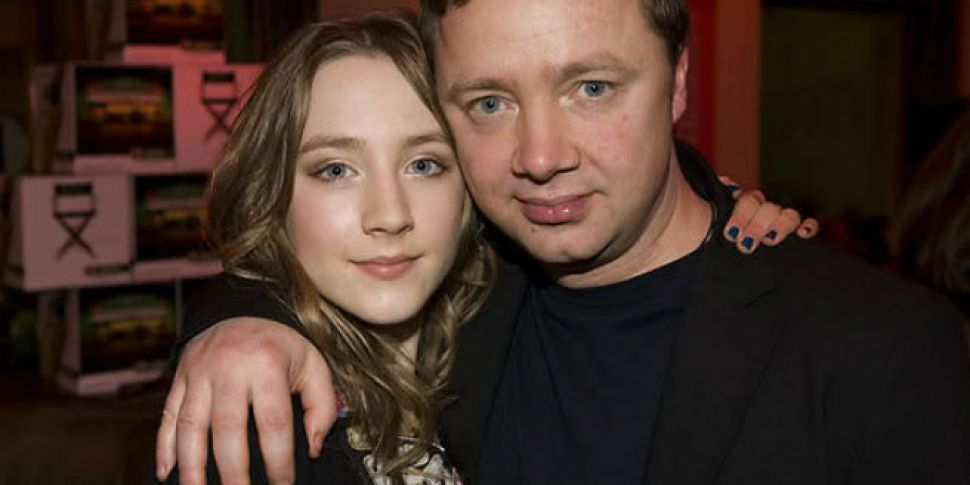 Saoirse Ronan's Dad Set To Join Well Know Irish TV Show