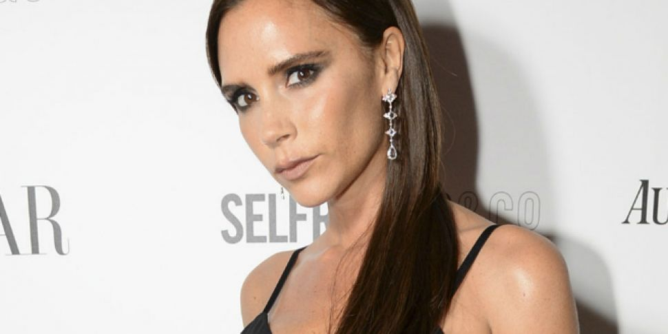 Victoria Beckham Has An Unusual Technique To Avoid Alcohol