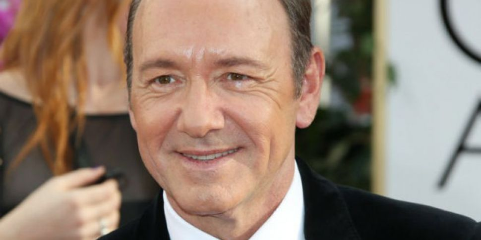 Star Trek Actor Claims Kevin Spacey Made Sexual Advances To Him At 14
