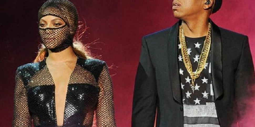 Beyoncí© and Jay Z working on...