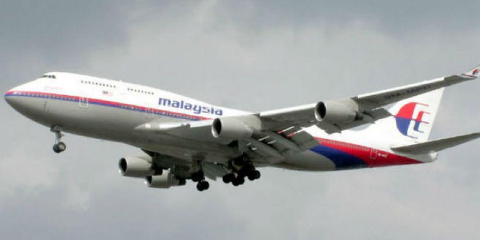 MH370 search: plane debris fou...