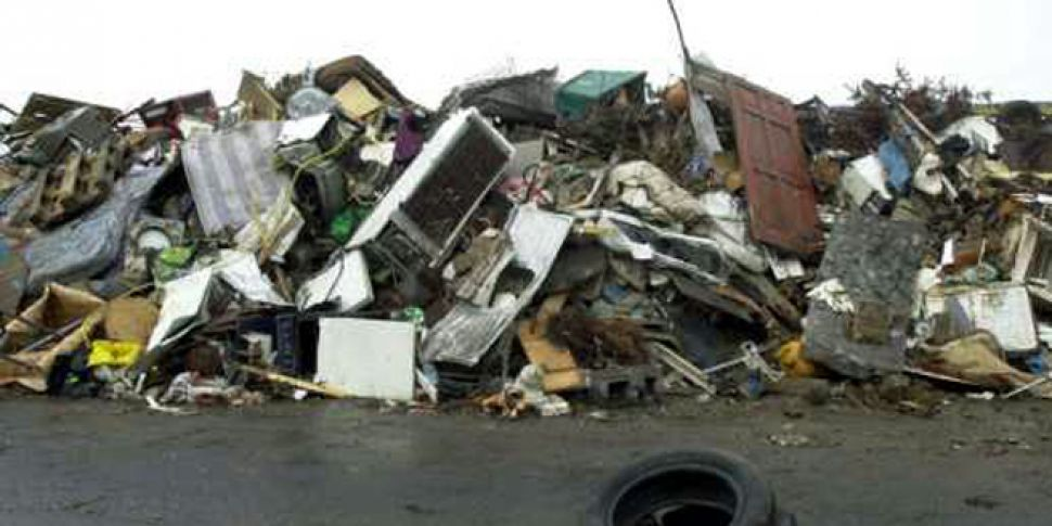 Illegal Dumping Described As A...
