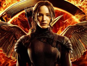 Hunger Games winning at the Box Office