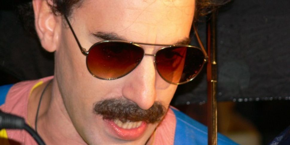 Sacha Baron Cohen to play Fred...