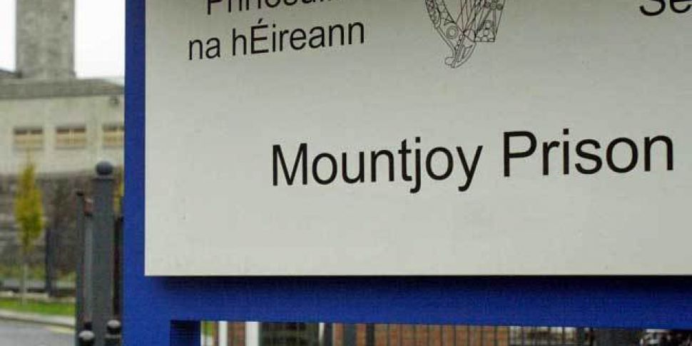 Mountjoy in lockdown