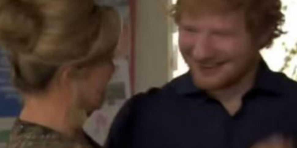 WATCH: Ed Sheeran on Home and Away | SPINSouthWest
