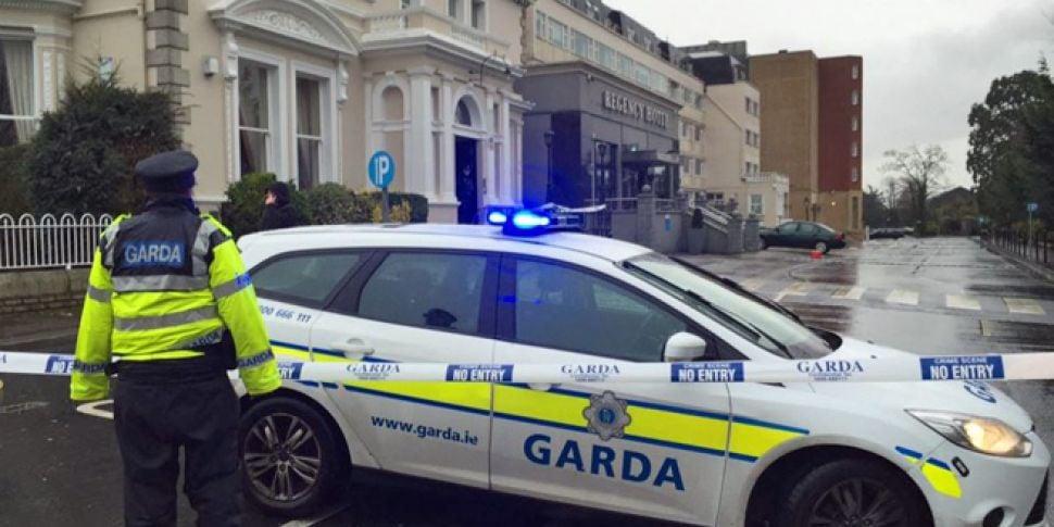 Gunman Opens Fire In Dublin Ho...