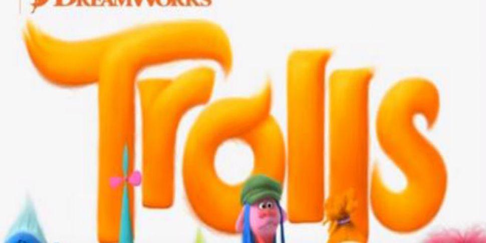 WATCH: The 'Trolls' Tr...