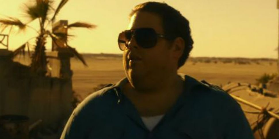 New Trailer For War Dogs