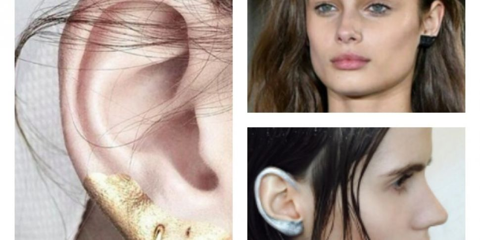 Beauty Trend Alert: Ear Makeup