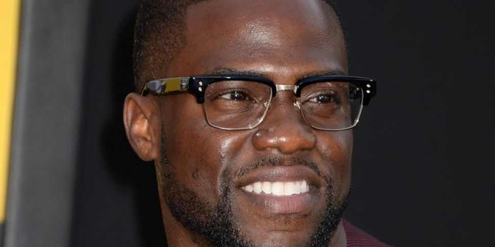 Kevin Hart Causes A Stir At The Superbowl