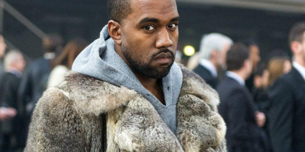 Kanye Deletes Social Media Accounts Following Trump Backlash