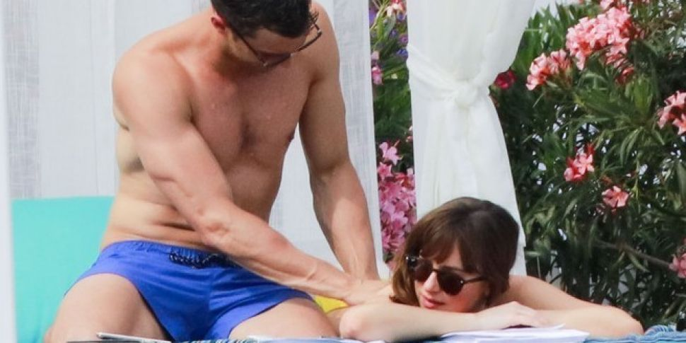 Pictures From Fifty Shades Fre...