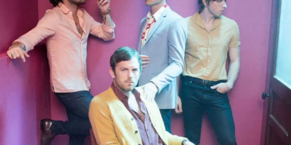 Everything You Need To Know About Kings Of Leon This Weekend