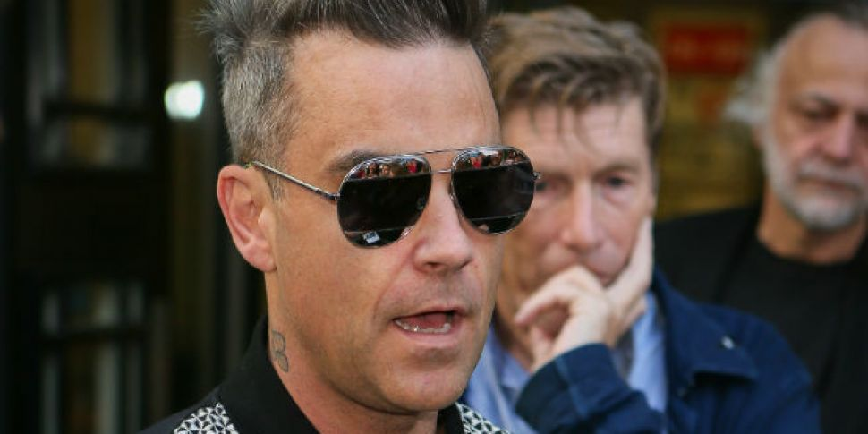 Robbie Williams Thanks Fans For Support After Worrying Medical Tests