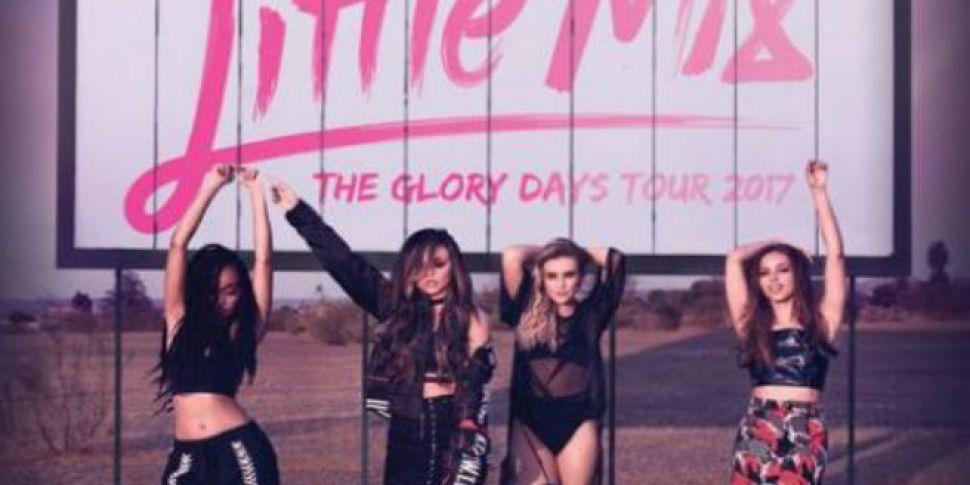 Little Mix Respond To GRL'