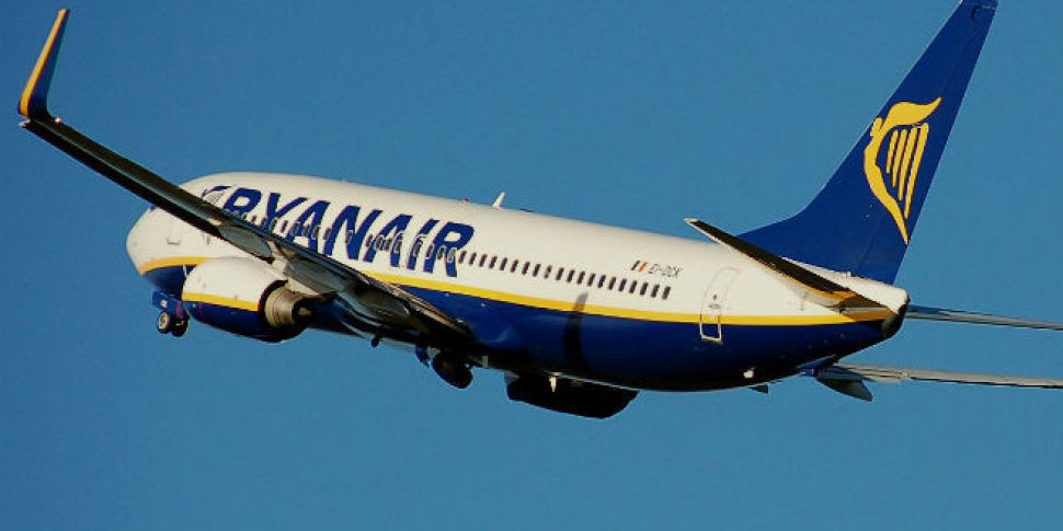 Ryanair Pilots Vote In Favour Of Industrial Action