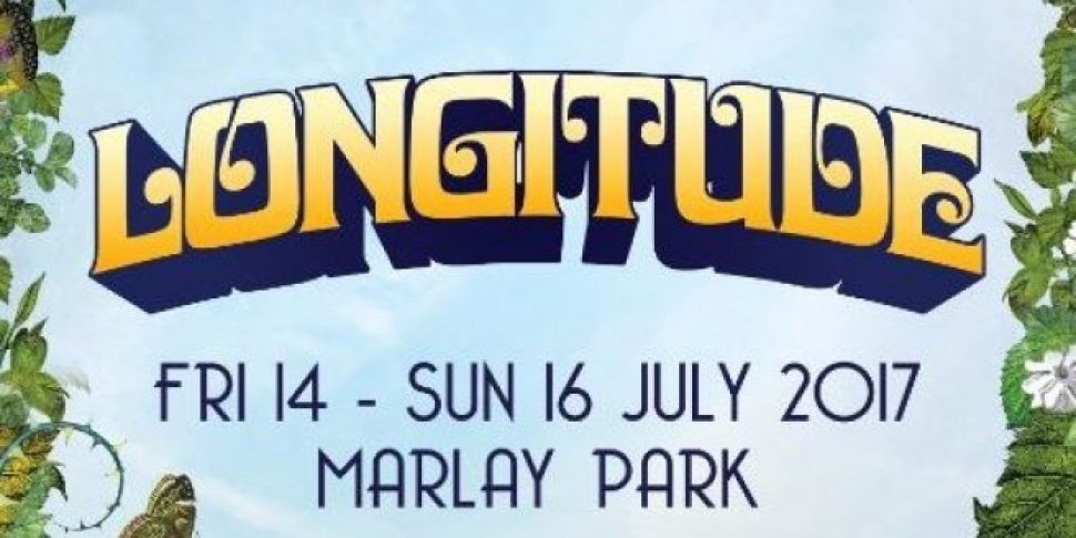 First Few Acts For Longitude Announced