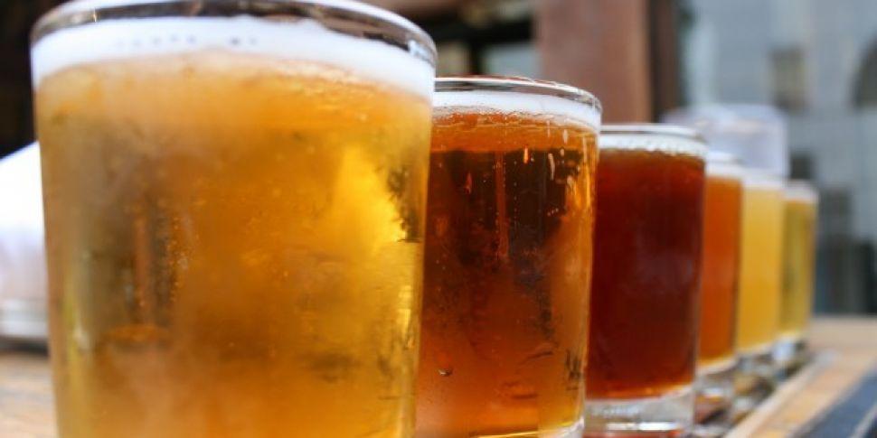 Beer Is Ireland's Favourite Al...