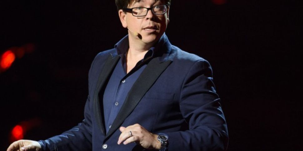 Michael McIntyre Adds Fourth A...