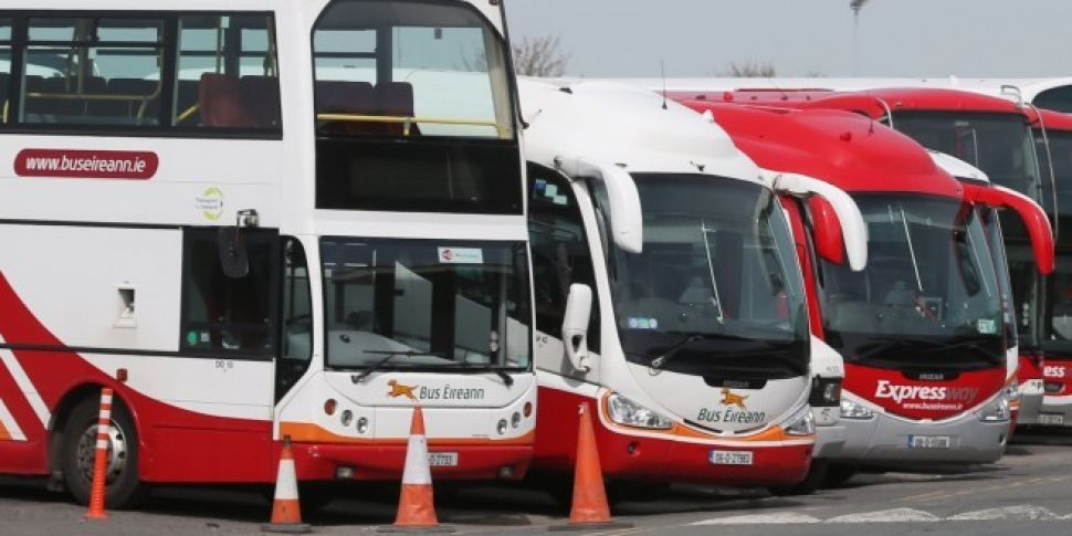 No Bus Eireann Services In Leinster Or Munster Tomorrow