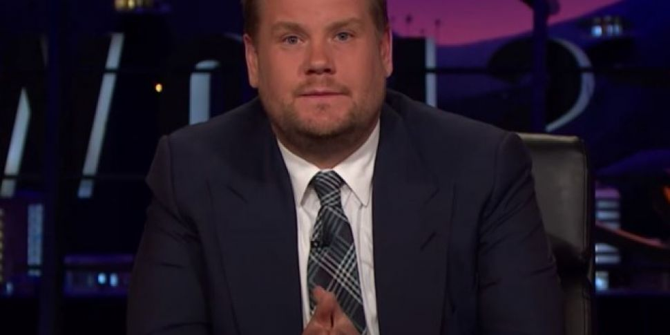 James Corden Set To Become A Dad Again