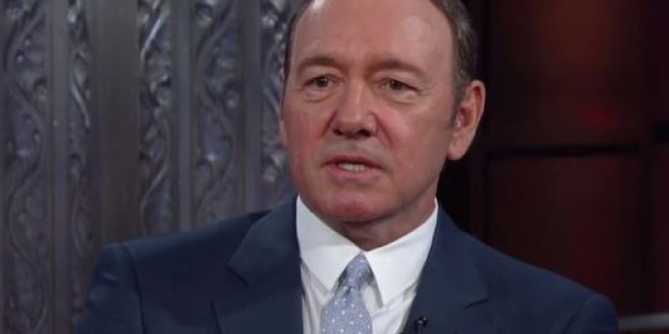 Kevin Spacey Compares Frank Underwood And Donald Trump
