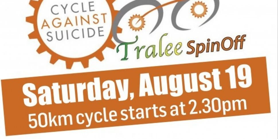 Cycle Against Suicide Partners With International Rose of Tralee Festival