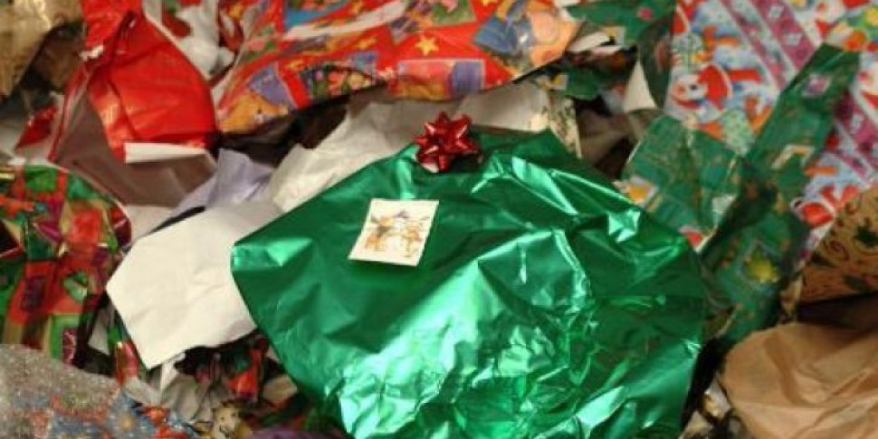 5 Things To Do With Your Left Over Wrapping Paper