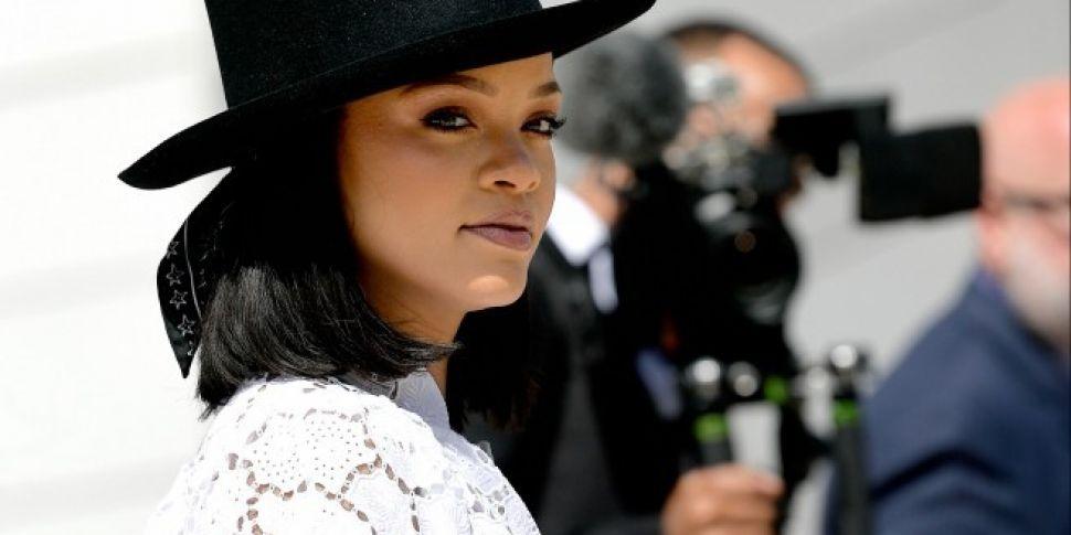 Rihanna Has A New Man