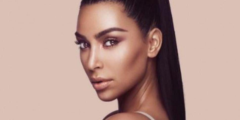 Kim Kardashian West's KKW Beauty Pop Up Shop Opens Today