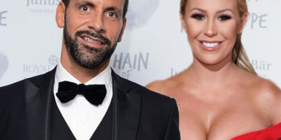 Rio Ferdinand Shares Beautiful 'Family Time' Snap Of Kate And Kids