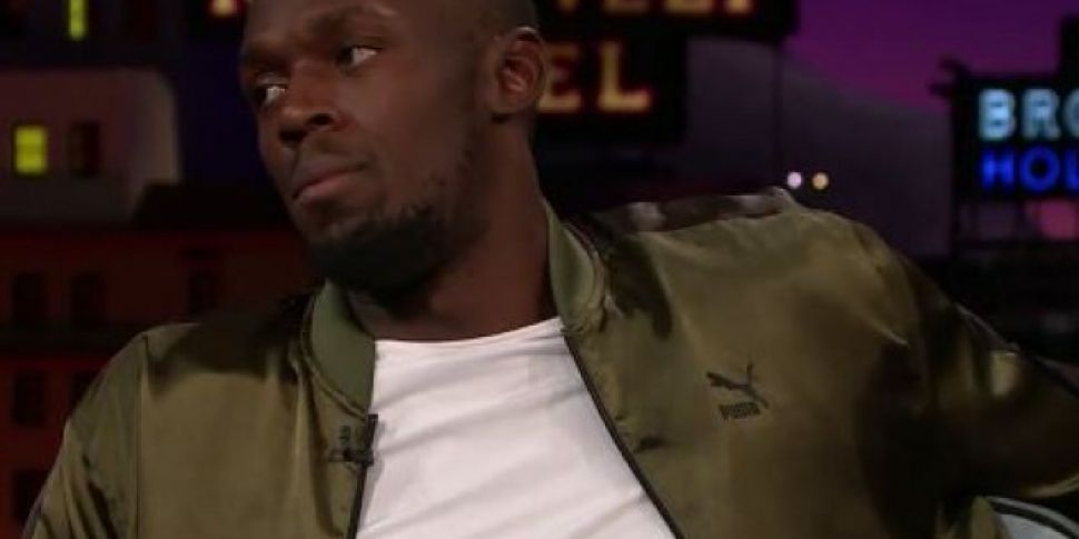 Usain Bolt Would Like To Be An Actor