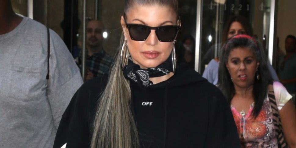 Fergie Tears Up Talking About Josh Duhamel Split