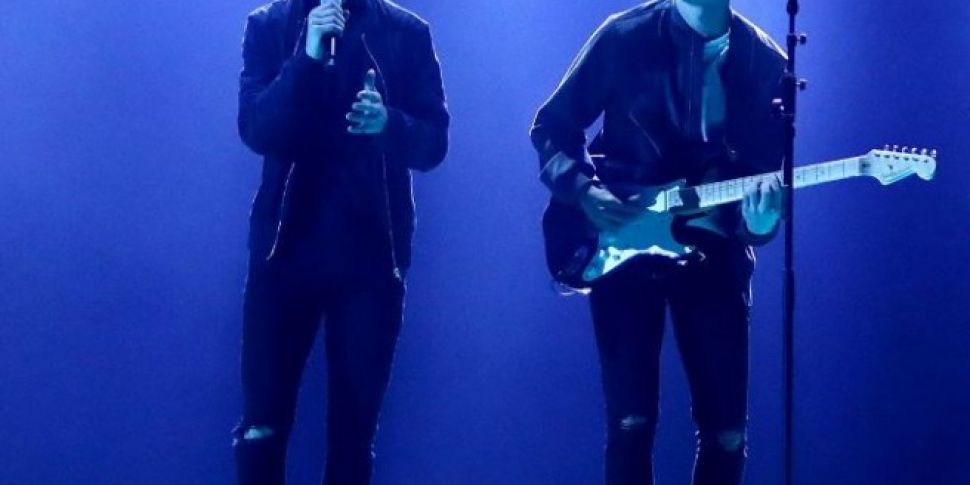 Irish Brothers Survive First X Factor Live Show