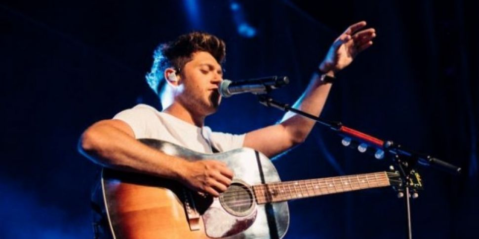 Niall Horan Wins New Artist At AMAs