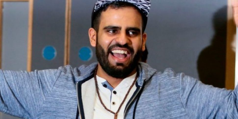 Ibrahim Halawa Will Be A Guest On The Late Late Show This Friday Night