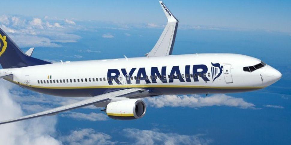 Ryanair Announce Winter Seat Sale