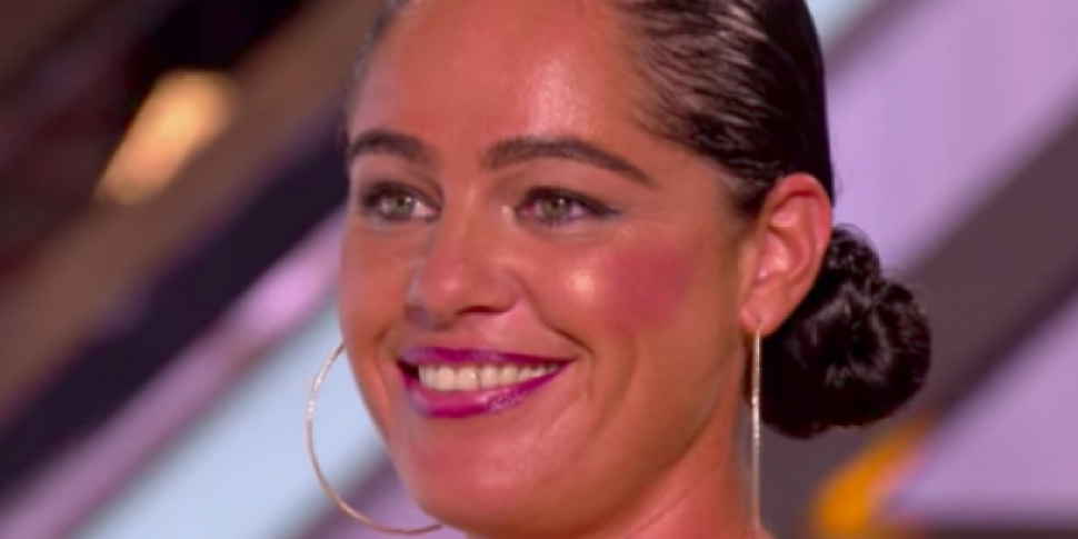 X Factor's Tracy Leanne Jefford Hints She's Set for I'm A Celeb