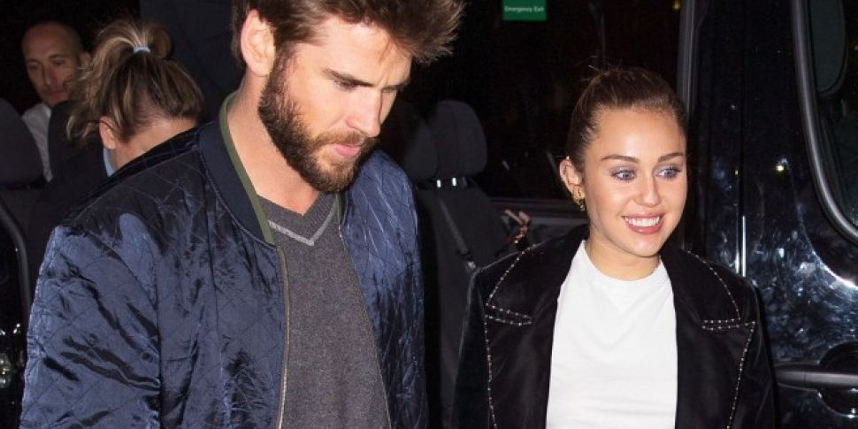 Miley Cyrus And Liam Hemsworth Reportedly 'Wed Six Months Ago'