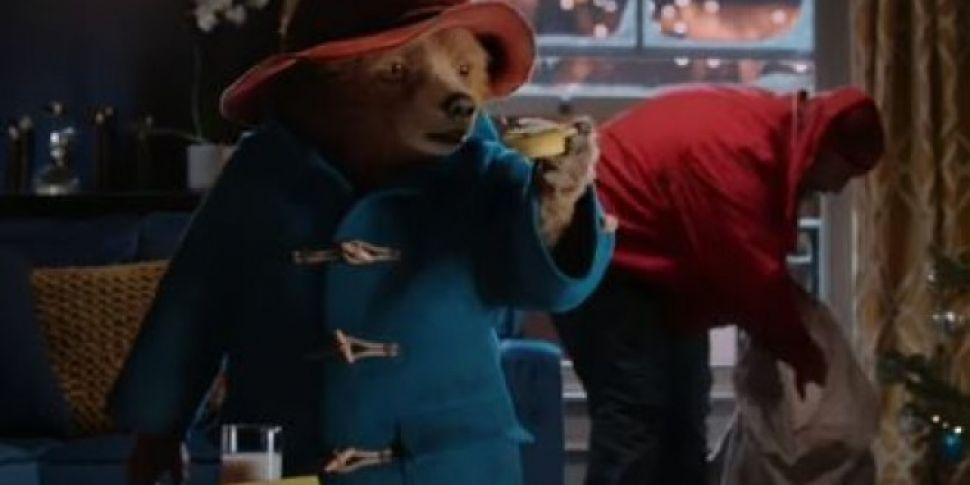 Marks And Spencer's 2017 Christmas Ad Stars Paddington Bear