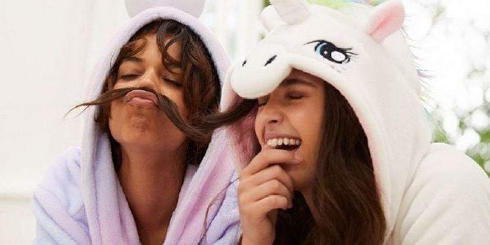 The Unicorn Onesie You And Your Best Friend Need